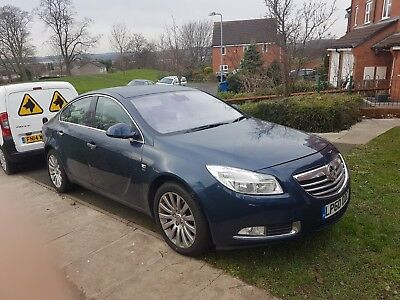 vauxhall insignia elite 55k TOP SPEC long mot
