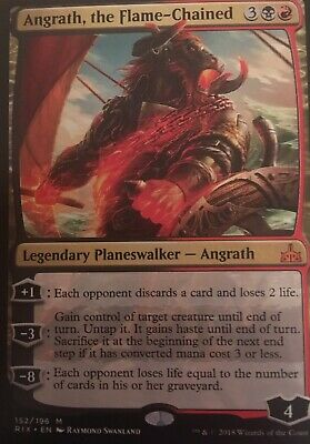 Angrath the Flame Chained NM