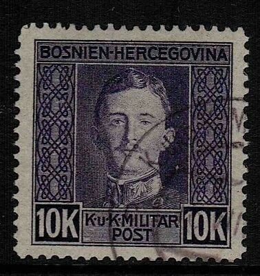 ~ Bosnia & Herzegovina, Used, #119-22, (1) Shown, Great Centering