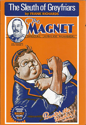 The Magnet Howard Baker reprint Vol 33 The Sleuth of Greyfriars (Billy Bunter)