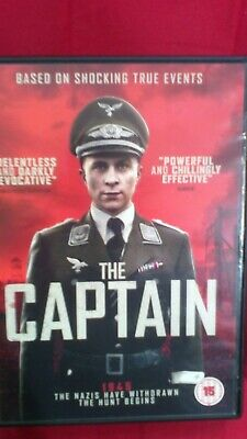 The Captain DVD 2018 World Cinema Germany Region 2 Excellent Condition