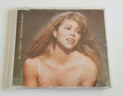 Mariah Carey 'Butterfly' CD Single Promo 1997 1 Track SAMPCS 4740