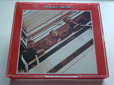 The Beatles - 1962-1966 - Red Fat Box Cd - 26 Tracks