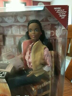 country charm barbie, Cracker Barrel, African American, 2000. # 29332