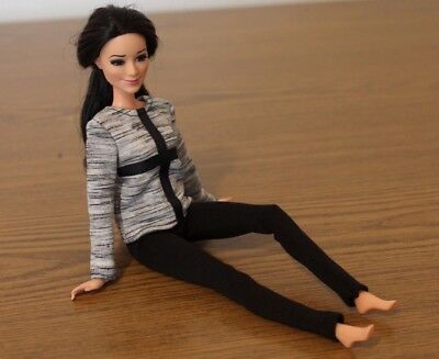 Leggings for Dolls №194 Clothes for Barbie Doll