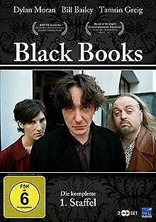Black Books Staffel 1 (Episode 01-06 im 2 Disc Set) de ... | DVD | état très bon