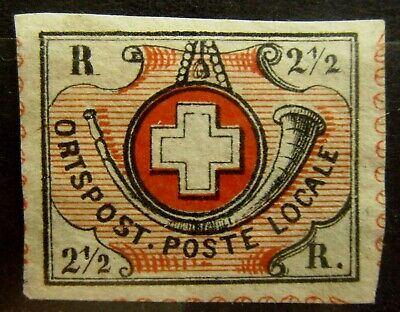 SWITZERLAND WINTERTHUR Old stamp - Mint NG - VF - r54e8124