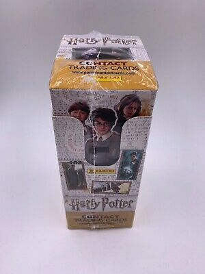 Harry Potter Contact Trading Cards 6, 12, 24 Packs Full Box