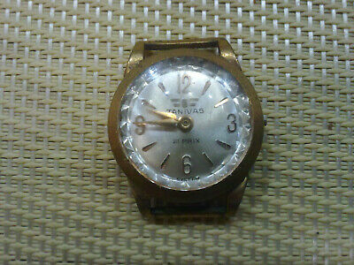 Vintage Old SWISS made women Wrist Watch TANIVAS