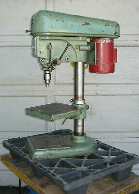 General Manufacturing 15 in Bench-Mounted Drill Press Drilling Machine (34-02)