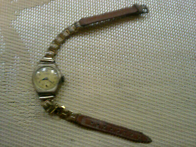 Vintage Old SWISS MADE women Wrist Watch CHRONOMETRE ANGRE