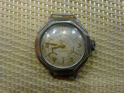 Vintage Old USSR MADE women Wrist Watch ZARIA