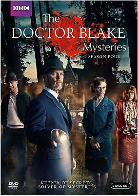 The Doctor Blake Mysteries: Season 4, Four, Series 4(DVD) NEW, SHIPS FIRST CLASS