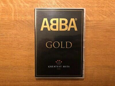 ABBA Gold Greatest Hits DVD (keine CD)