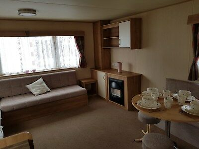 Static Holiday Home for sale - Allonby, Cumbria 12 month season