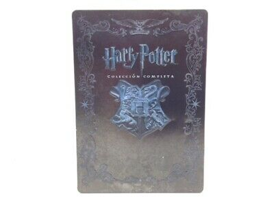 Pelicula Bluray Coleccion Harry Potter 4445647