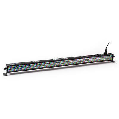 BARRE LUMINEUSE 8 SEGMENTS BEAMZ LCB-252 WALL WASHER STROBO 48x DMX 252X LED RGB