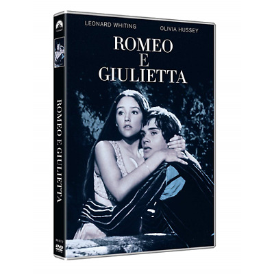 Romeo E Giulietta (San Valentino Collection)  [Dvd Nuovo]