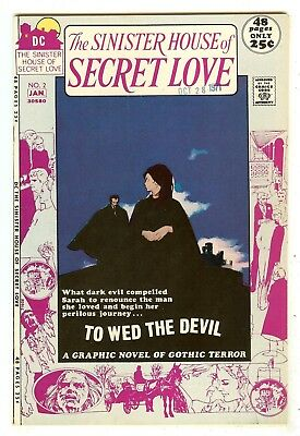 Sinister House Of Secret Love 2   Grey tone cover   52 Pages