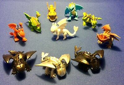 How To Train Your Dragon 3 The Hidden World Mystery Figure Set