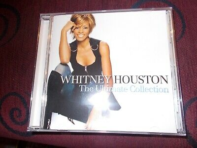 Whitney Houston The Ultimate Collection ...cd