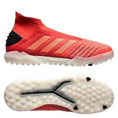 712bcd35ee8a adidas Predator 19 + Tango Boost PureControl Turf TF Trainer Soccer Shoes  Red