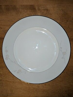 WATERFORD Fine China Chrysanthemum 10.75 dinner plate 2nd plate as I have two