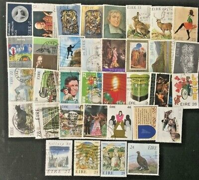 Ireland Collection Of Stamps From 1978-89