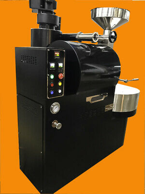 BC-25 MD Commercial Coffee Roaster (Single WALL MODEL)