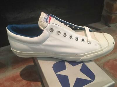 9c24c3f088cc Nib Jack Purcell Leather Vintage Shoes  new  Late 80 s--Free Shipping!