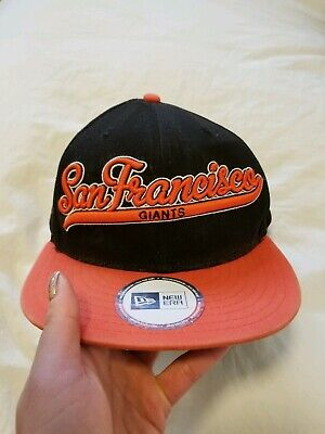 22cacdce595 San Francisco SF Giants New Era MLB Authentic Collection 59FIFTY Cap Hat Lid