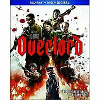 overlord bluray only or dvd you choose (read description) ships 2/19/19