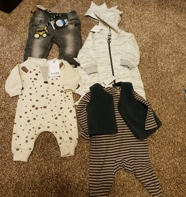 Brand New with tags Next Baby Boy Bundle