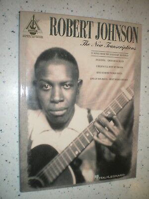 ROBERT JOHNSON: The New Transcriptions (1999)..new cond...29 classic blues songs