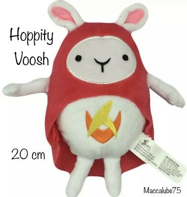 HOPPITY VOOSH BING Peluche, Plush, Giocattolo, Toy,Cartone Animato, Cartoon cm20