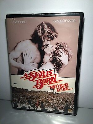 A Star Is Born - DVD BRAND NEW SEALED! Barbra Streisand, Kris Kristofferson