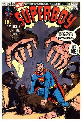 Superboy Lot Of 6 Very High Grade Books #'s 172 - 203. Nm 9.4 To Nm+ 9.6.