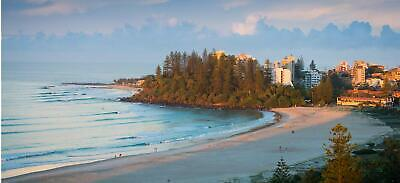 Week at Beach House Seaside Resort at Coolangatta for 6 -Vic/Qld Easter Holidays