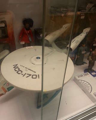 STAR TREK *1 Enterprise 1701 Nice Enterprise 1701 from 2000's movies why not**