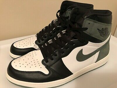 564347b1791b AIR JORDAN 1 Retro High OG Clay Green Best Hand In The Game Size 14 ...