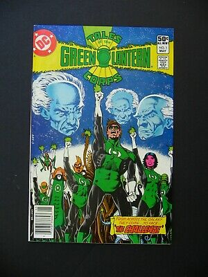 Tales of the Green Lantern Corps #1,2,3 1981 Lot of 3 VF/NM High Grade DC Comics