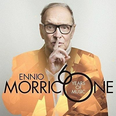 Morricone, Ennio - Morricone: 60 Years Of Music (Deluxe) - Cd - New