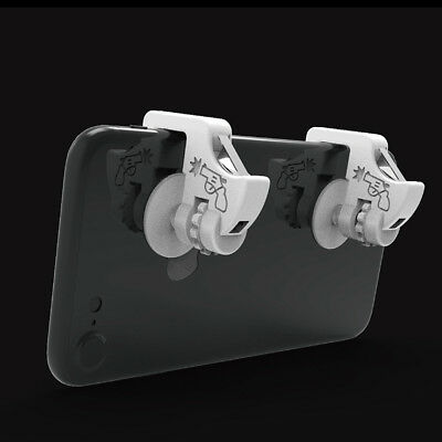 Mobile Phone Game Controller Shooter Trigger Fire Button for Android Phones#