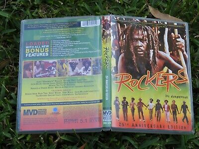 ROCKERS [25th Anniversary Edition] w/ BURNING SPEAR, HORSEMOUTH, GREGORY ISAACS