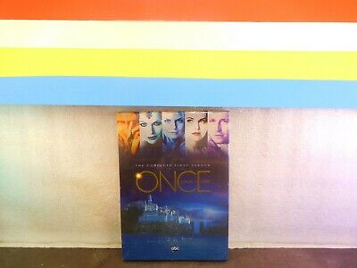 Once Upon a Time ( Seasons 1 ) DVD New Sealed