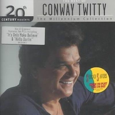 Twitty, Conway - The Best Of Conway Twitty - Cd - New