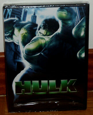The Incredible Hulk Dvd New Sealed Fantastic Science Fiction (Unopened) R2