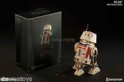 Star Wars Episode IV: A New Hope R5-D4 Droid Sixth Scale Action Figure Sideshow