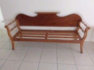Miners Couch Huon Pine and Cedar early 1900s