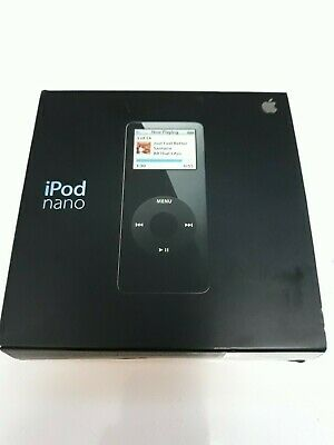 iPod Nano 1st Generation Black (4GB) - NEW !!!
